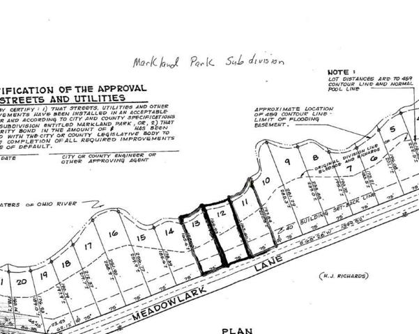 0 Meadowlark Lot#13, Warsaw, KY 41095 (MLS #525167) :: Mike Parker Real Estate LLC