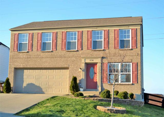 634 Lyonia, Independence, KY 41051 (MLS #525430) :: Mike Parker Real Estate LLC
