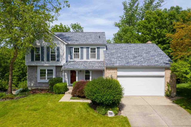 799 Crocus Lane, Taylor Mill, KY 41015 (MLS #528079) :: Mike Parker Real Estate LLC