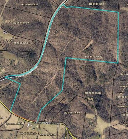 158 Acres Eagle Tunnel, Glencoe, KY 41046 (MLS #528115) :: Mike Parker Real Estate LLC