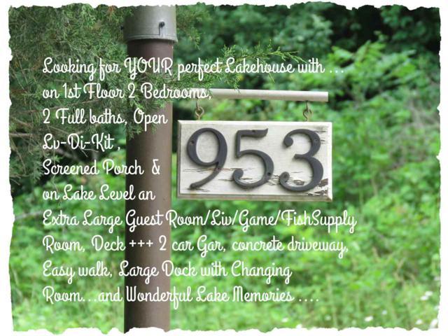 Lot #953 @ 445 Elk Lake Resort Rd, Owenton, KY 40359 (MLS #528159) :: Caldwell Realty Group