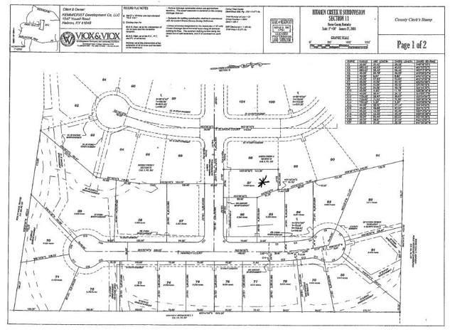 3314 Mary Teal Court, Burlington, KY 41005 (MLS #530731) :: Missy B. Realty LLC
