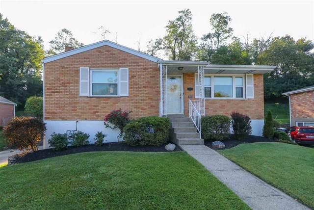 182 Clover Ridge Avenue, Fort Thomas, KY 41075 (MLS #531145) :: Mike Parker Real Estate LLC