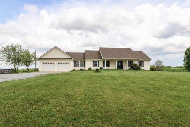 980 Old New Liberty Road, Owenton, KY 40359 (MLS #531239) :: Mike Parker Real Estate LLC