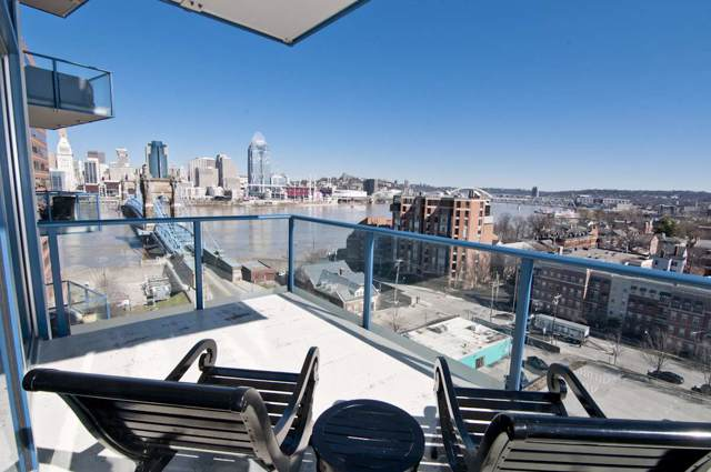 1 Roebling Way #1006, Covington, KY 41011 (#531396) :: The Chabris Group