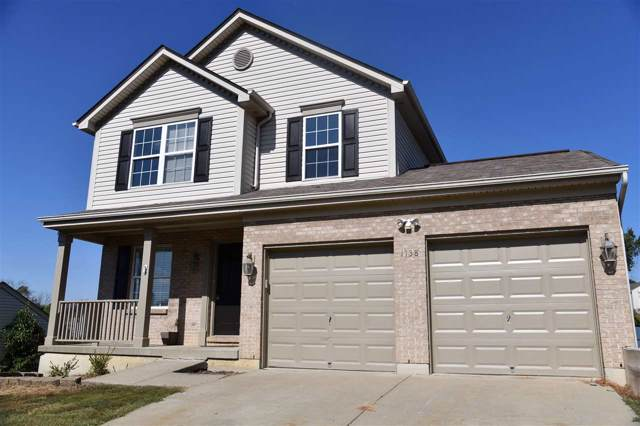 1138 Brigade Road, Independence, KY 41051 (MLS #531833) :: Mike Parker Real Estate LLC