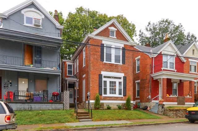 2011 Garrard Street, Covington, KY 41014 (MLS #531886) :: Mike Parker Real Estate LLC