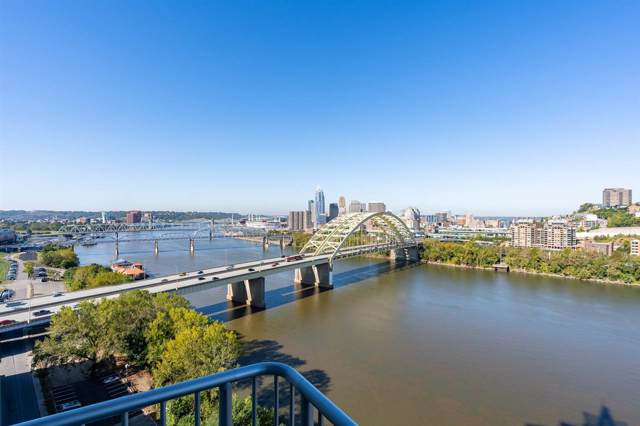 400 Riverboat Row #1503, Newport, KY 41071 (MLS #531893) :: Apex Realty Group