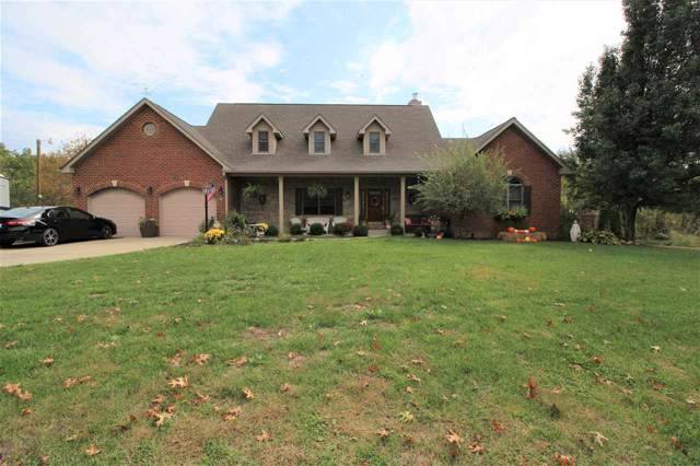 800 Mann Road, Crittenden, KY 41030 (MLS #532008) :: Caldwell Realty Group