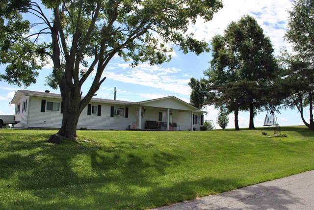 4940 Perkins Ridge Road, Brooksville, KY 41004 (MLS #532114) :: Mike Parker Real Estate LLC