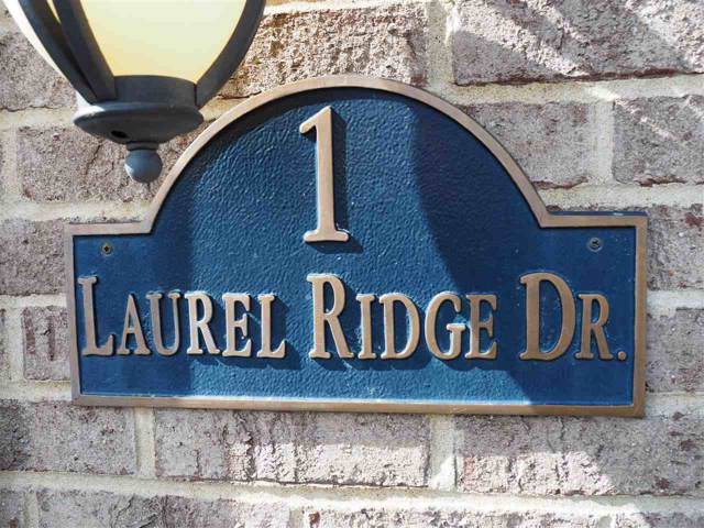 1 Laurel Ridge Drive, Alexandria, KY 41001 (MLS #532159) :: Missy B. Realty LLC