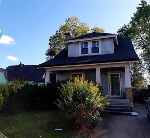 171 E 42nd Street, Covington, KY 41015 (MLS #532185) :: Mike Parker Real Estate LLC