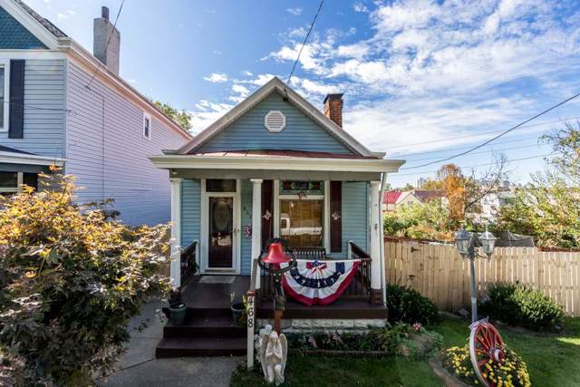 468 Washington Avenue, Bellevue, KY 41073 (MLS #532232) :: Mike Parker Real Estate LLC