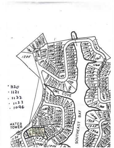445 Elk Lake Resort , Lots 1120,1121,1122,1123 & 1096 , Owenton, KY 40359 (MLS #532357) :: Mike Parker Real Estate LLC