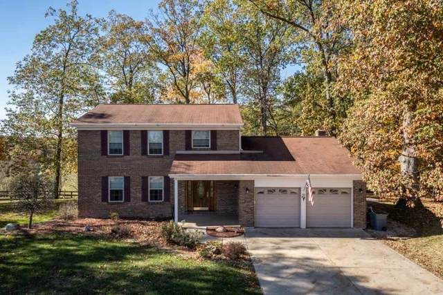 148 Ridge Hill Drive, Highland Heights, KY 41076 (MLS #532443) :: Mike Parker Real Estate LLC