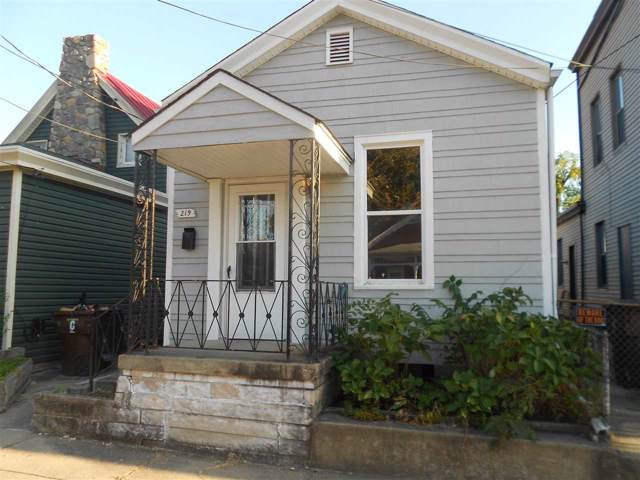 219 W 20th Street, Covington, KY 41014 (#532714) :: The Chabris Group