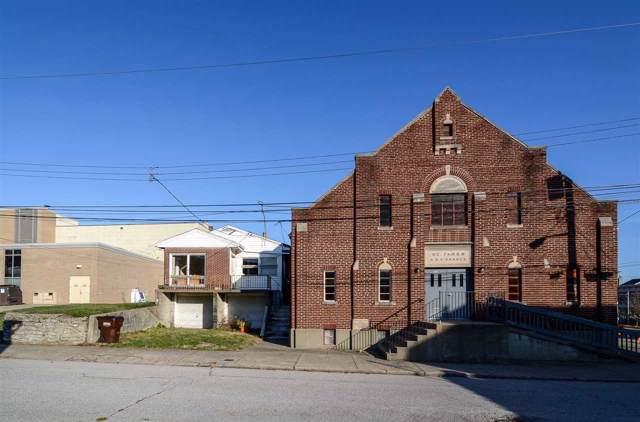 116-120 Lynn Street, Covington, KY 41011 (MLS #532849) :: Mike Parker Real Estate LLC