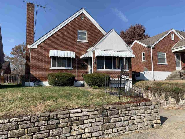 4509 Church Street, Taylor Mill, KY 41015 (MLS #533092) :: Mike Parker Real Estate LLC