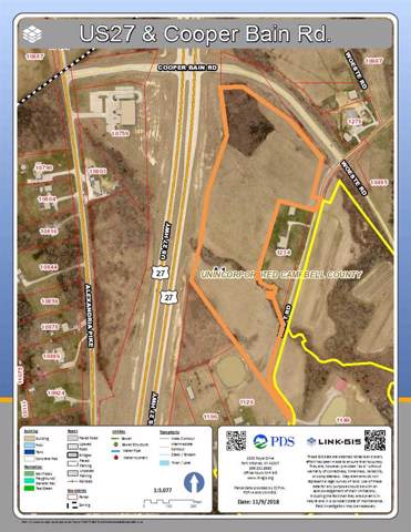 0 Us 27 & Cooper Bain (Woeste) Road, Alexandria, KY 41001 (MLS #533389) :: Mike Parker Real Estate LLC
