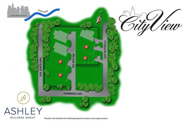 447 Van Voast Avenue Lot 4, Bellevue, KY 41073 (#533473) :: The Chabris Group