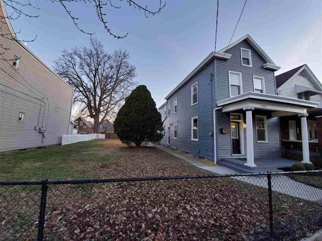 206 Center Street, Bellevue, KY 41073 (MLS #533483) :: Mike Parker Real Estate LLC