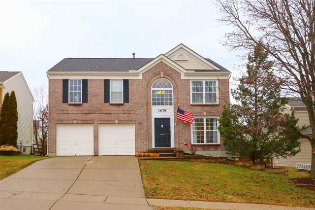1678 Colonade Drive, Florence, KY 41042 (MLS #533516) :: Mike Parker Real Estate LLC