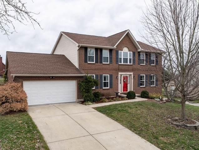 14 Homestead Drive, Florence, KY 41042 (MLS #533544) :: Apex Realty Group