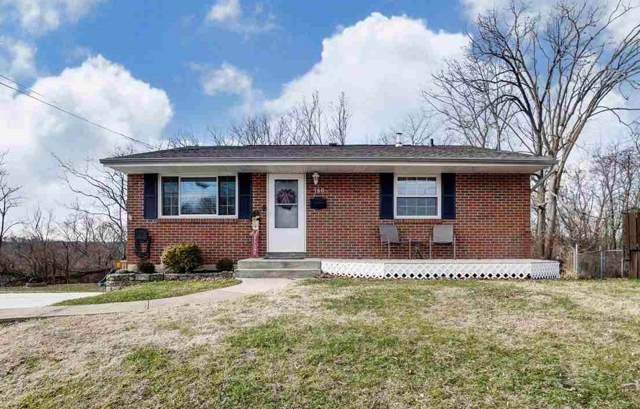 160 Tracy Lane, Southgate, KY 41071 (MLS #533600) :: Mike Parker Real Estate LLC
