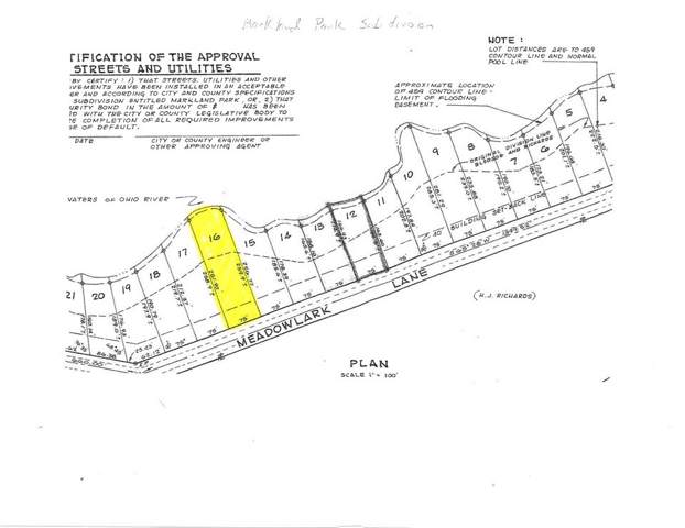 16 Markland Park   Meadowlark Ln Lane, Warsaw, KY 41095 (MLS #533804) :: Apex Group