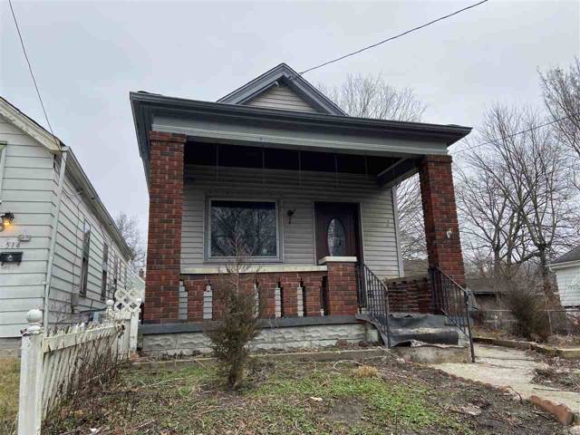 516 E 19th, Covington, KY 41014 (MLS #534326) :: Caldwell Realty Group