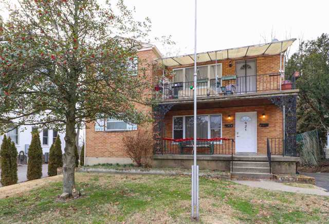 921 S Fort Thomas Avenue, Fort Thomas, KY 41075 (MLS #534468) :: Mike Parker Real Estate LLC