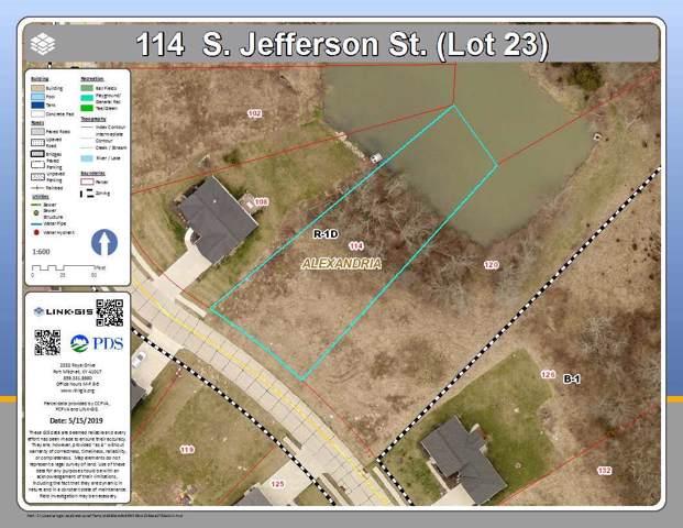 114 S Jefferson Street Lot23, Alexandria, KY 41001 (MLS #534585) :: Apex Group