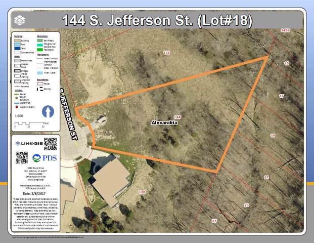 144 S Jefferson Street Lot18, Alexandria, KY 41001 (MLS #534587) :: Apex Group