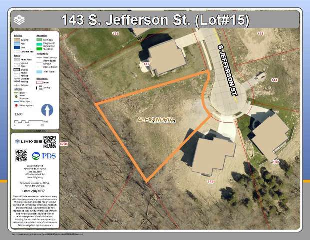 143 S Jefferson Street Lot15, Alexandria, KY 41001 (MLS #534588) :: Apex Group