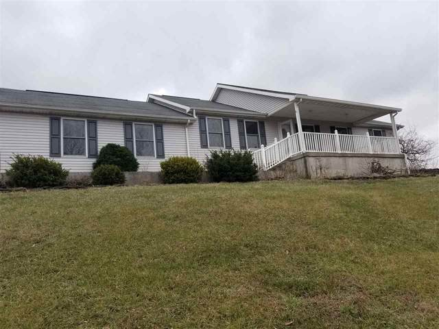 3540 New Liberty, Sparta, KY 41085 (MLS #535021) :: Mike Parker Real Estate LLC