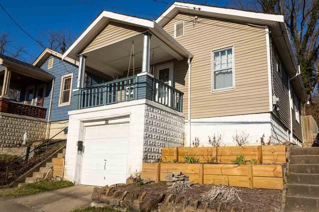 545 Taylor Avenue, Bellevue, KY 41073 (MLS #535028) :: Mike Parker Real Estate LLC