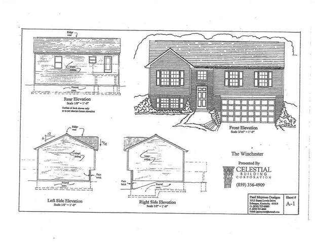 1106 Infantry Lot 458, Independence, KY 41051 (MLS #535071) :: Caldwell Realty Group
