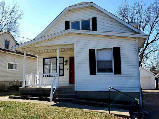 13 Rosebud Avenue, Erlanger, KY 41018 (MLS #535339) :: Missy B. Realty LLC
