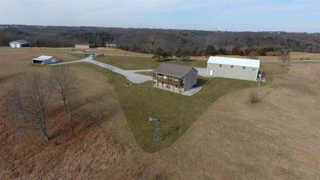 1590 Maddox Rd (House & 3Acres), Glencoe, KY 41046 (MLS #535396) :: Mike Parker Real Estate LLC