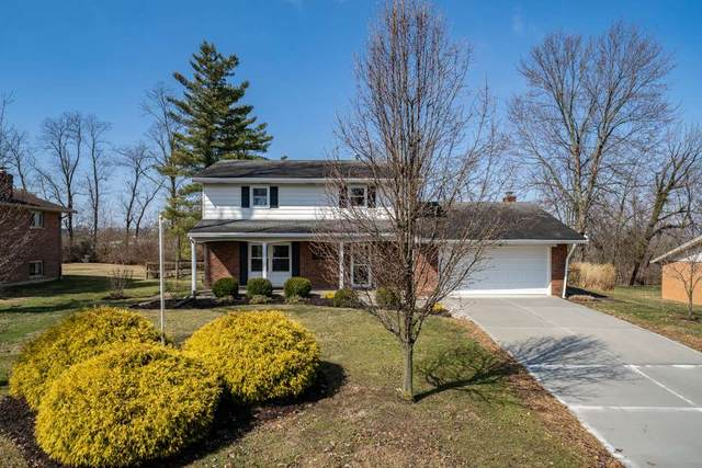 114 Vernon Drive, Crestview Hills, KY 41017 (MLS #535664) :: Mike Parker Real Estate LLC