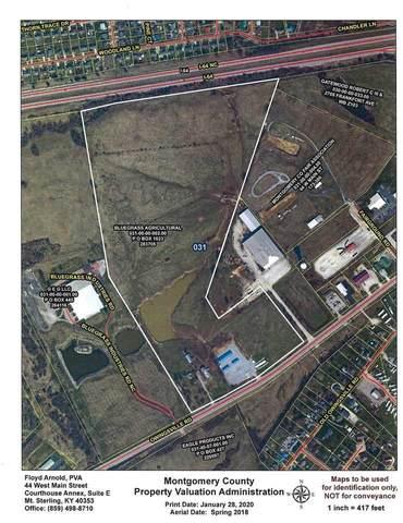 2705 Owingsville Road, Mt. Sterling, KY 40353 (MLS #535678) :: Mike Parker Real Estate LLC