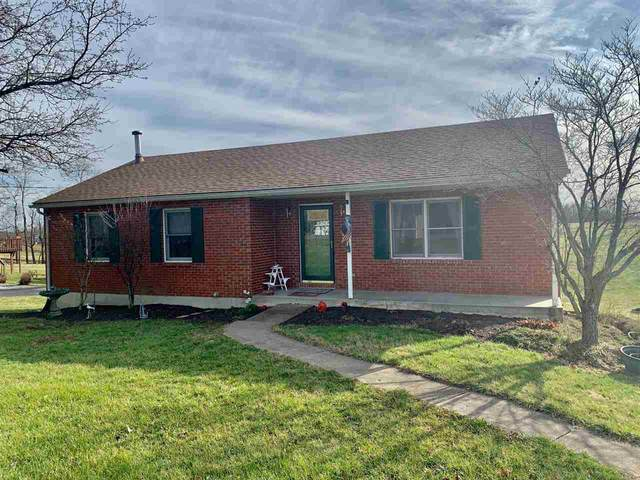 1640 Lebanon Road, Crittenden, KY 41030 (MLS #535754) :: Caldwell Realty Group