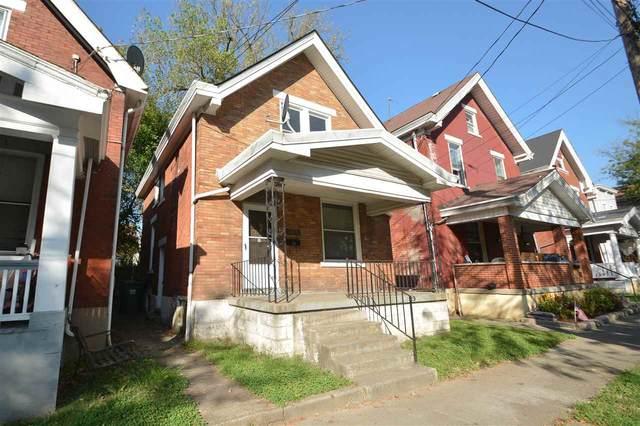1615 Banklick Street, Covington, KY 41011 (MLS #535821) :: Mike Parker Real Estate LLC