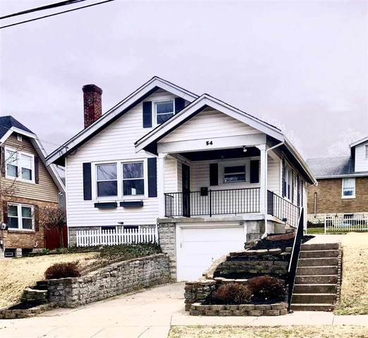54 Lumley Avenue, Fort Thomas, KY 41075 (MLS #535916) :: Mike Parker Real Estate LLC