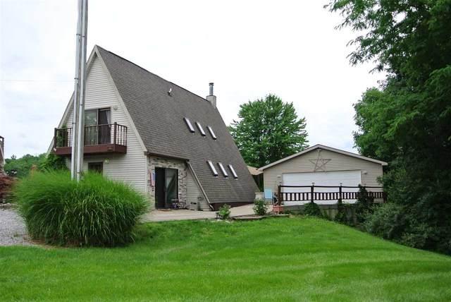 150 Bluffside Drive, Sparta, KY 41086 (MLS #536022) :: Mike Parker Real Estate LLC