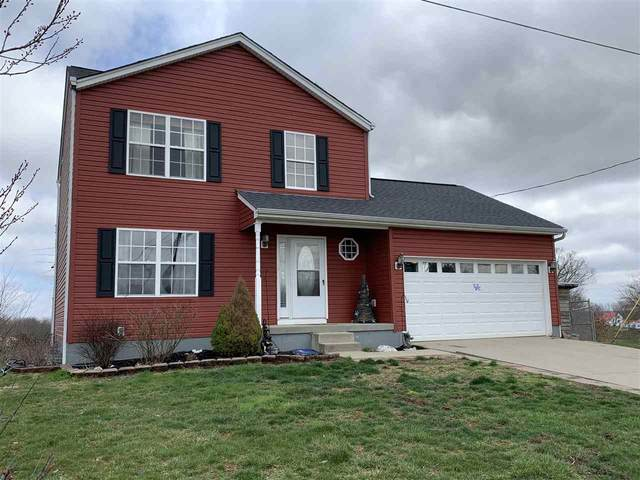 125 Mays, California, KY 41007 (MLS #536096) :: Mike Parker Real Estate LLC