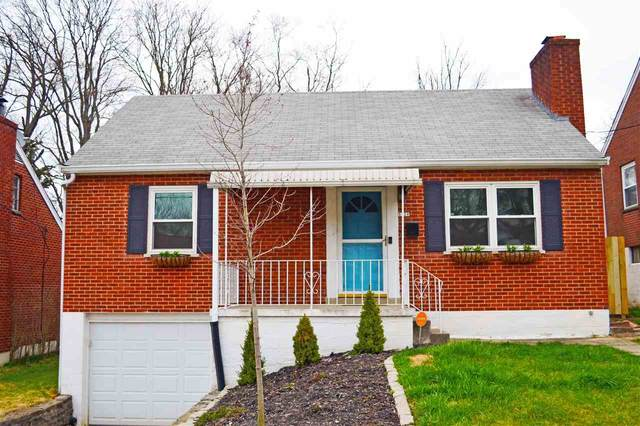 3128 Clifford Ave., Covington, KY 41015 (MLS #536223) :: Mike Parker Real Estate LLC