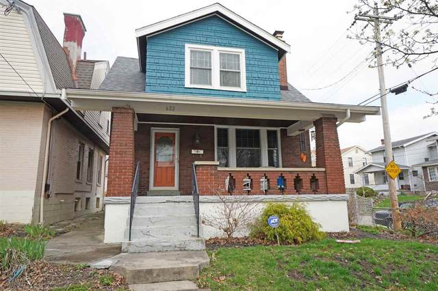 622 Delmar Place, Covington, KY 41014 (MLS #536354) :: Caldwell Realty Group