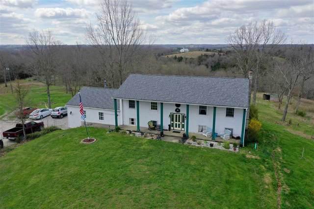 265 Dark Region, Williamstown, KY 41097 (MLS #536533) :: Mike Parker Real Estate LLC