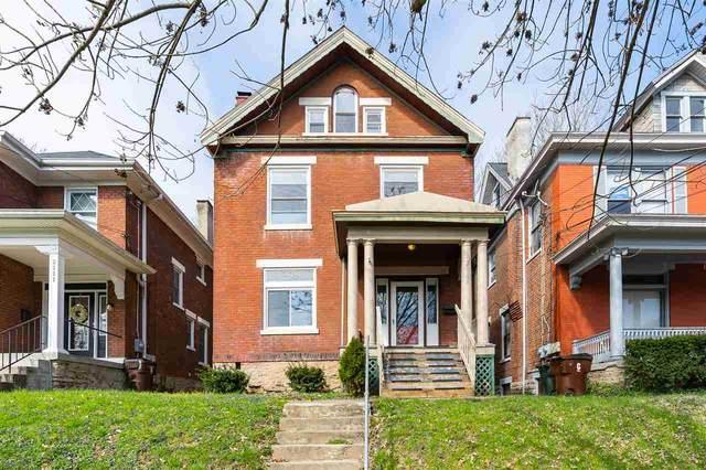 2109 Eastern Avenue, Covington, KY 41014 (MLS #536643) :: Mike Parker Real Estate LLC